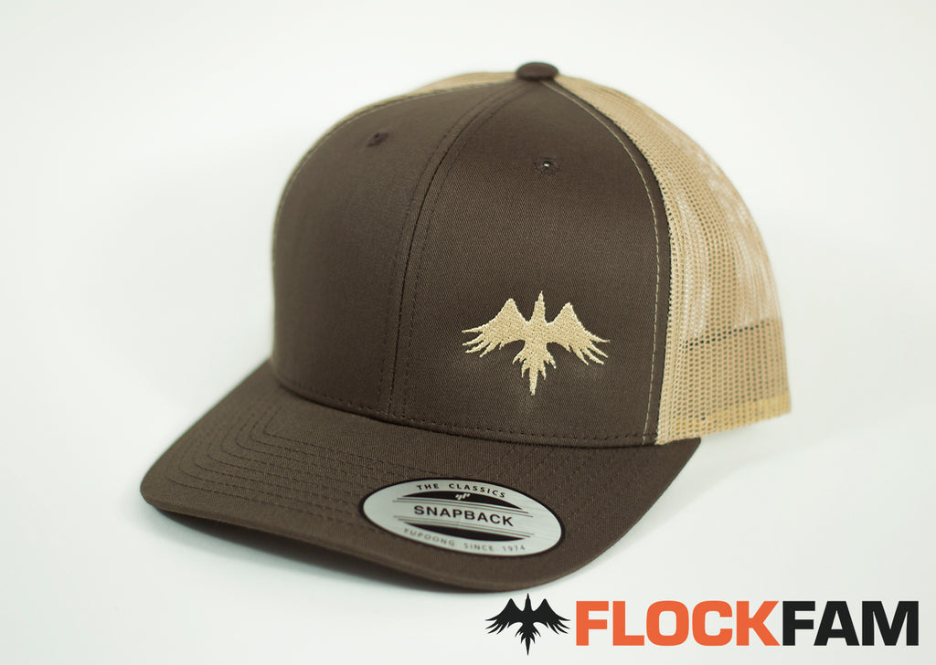 Retro Trucker 2 Tone cap