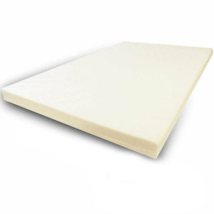 Baby Memory Foam Topper With Free Zipped Cover