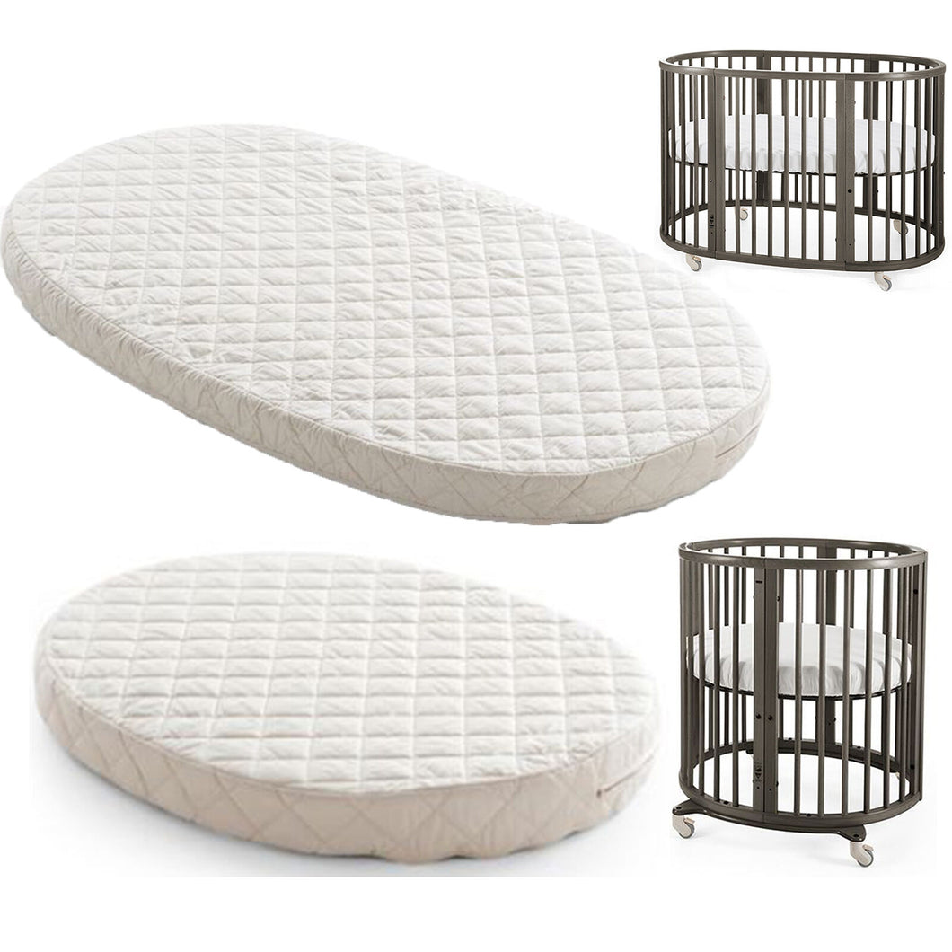 Replacement Mattress For Stokke Sleepi Cot & Stokke Sleepi Mini 7.5, 5cm