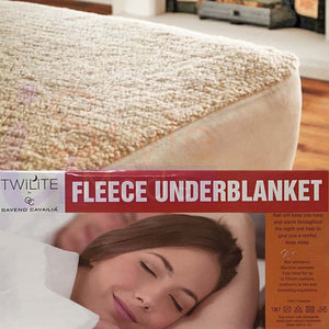 Mattress Protectors - Thermal Fleece  Under Blanket Mattress Protectors - istylemode