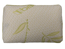 Load image into Gallery viewer, Pillows - Bamboo Memory Foam Cot Pillows - istylemode