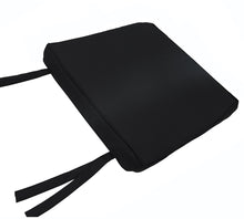 Load image into Gallery viewer, Waterproof Chair Cushion Seat Pads Removable Cover with Tie On Garden Outdoor Patio