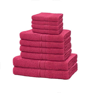 10Pcs TORONTO Towel Bale Set 100% Egyptian Cotton