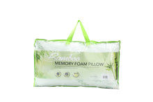 Load image into Gallery viewer, Bamboo Anti Bacterial Memory Foam Pillow
