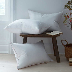 Hotel Quality Goose / Duck Feather & Down Standard Pillows
