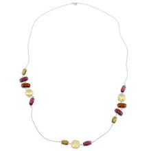 Load image into Gallery viewer, Assorted Color Fashionista Necklace