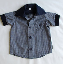 Load image into Gallery viewer, Little Boy Collar shirt