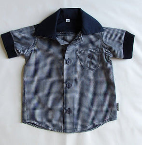 Little Boy Collar shirt