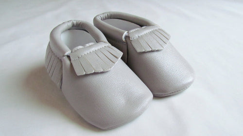 Baby shoes: Moccasins