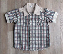Load image into Gallery viewer, Little Boy Collar shirts