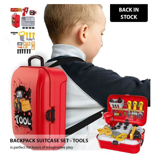 BACKPACK SUITCASE SET - TOOLS