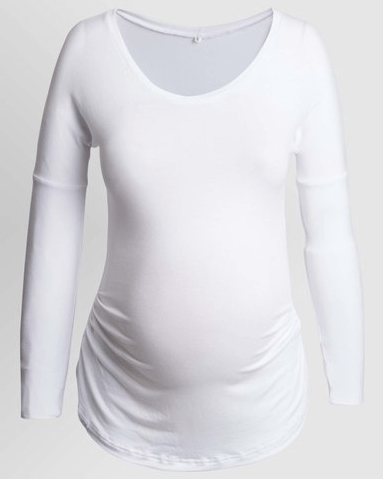 Maternity Winter long sleeve top - Various Colours