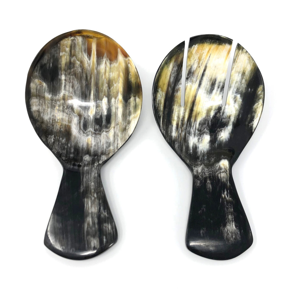 Ankole Short Serving Spoons