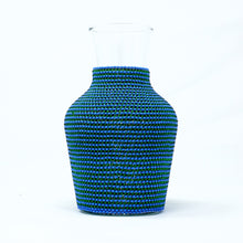 Load image into Gallery viewer, Beaded Water Carafe