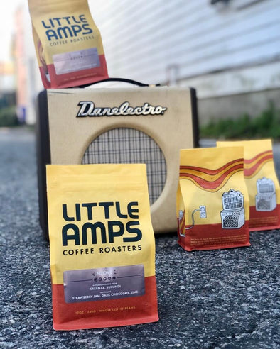 Roaster Spotlight: Q&A with Little Amps Coffee Roasters