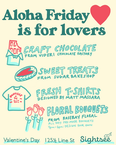 Aloha Friday is for Lovers