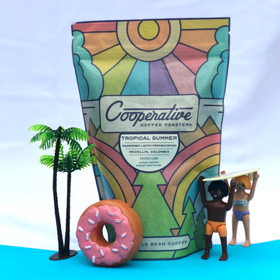 "Meet ""Tropical Summer"" by Cooperative Coffee"