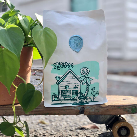 Brandywine Coffee Roasters Bag
