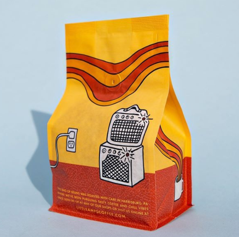 Little Amps Coffee Bags