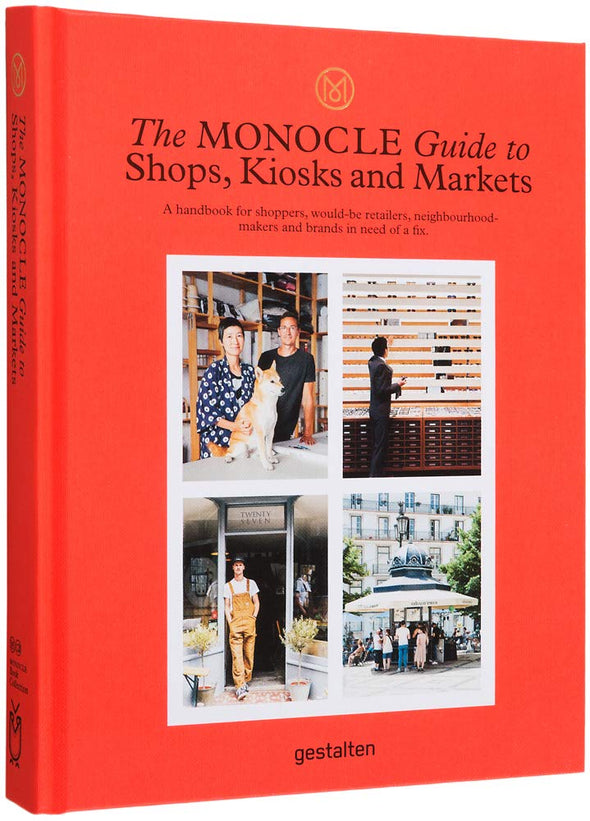 Monocle Shops, Kiosks & Markets