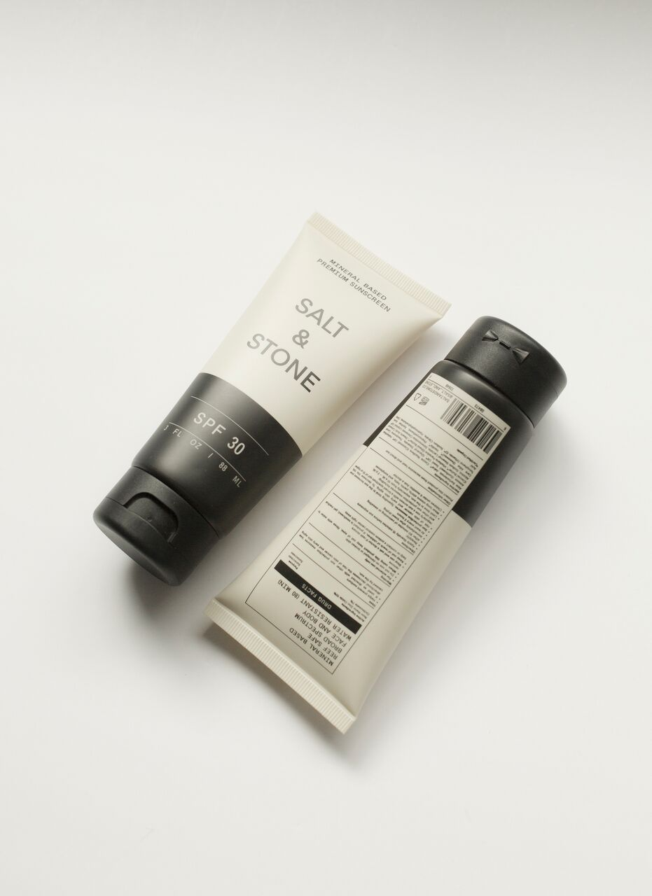 Salt & Stone Mineral Sunscreen SPF 30