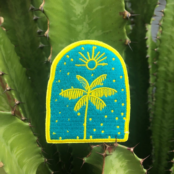Sightsee Paradise Patch