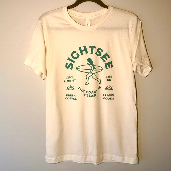 Sightsee T-Shirt - Vintage White