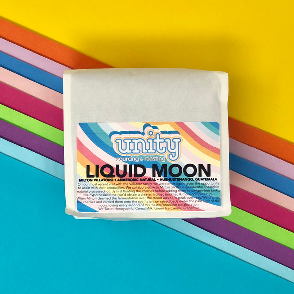 Coffee Bag: Liquid Moon, Unity Coffee