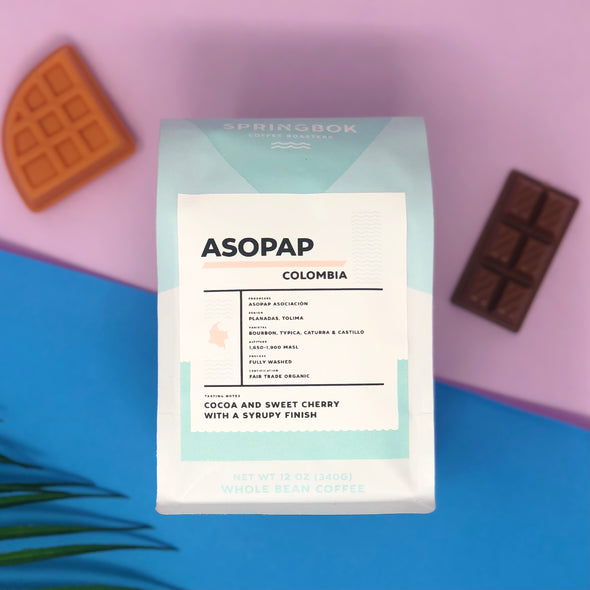 Coffee Bag: ASOPAP, Colombia