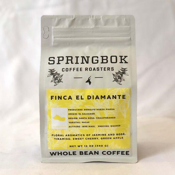 Coffee Bag: Finca El Diamante
