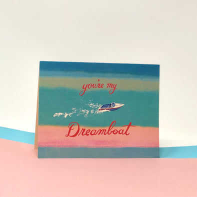 Dreamboat Card