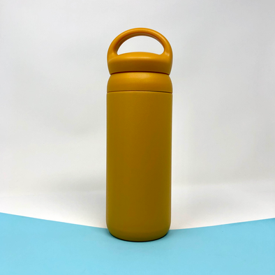 Kinto Day Off Tumbler - Mustard