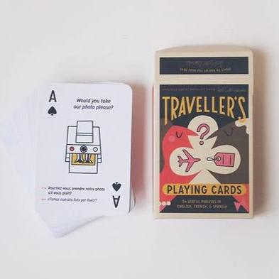 Traveller's Playing Cards