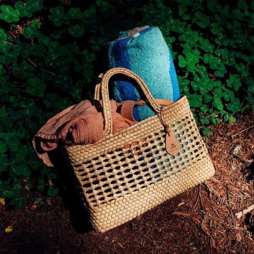 Nipomo Basket Bag