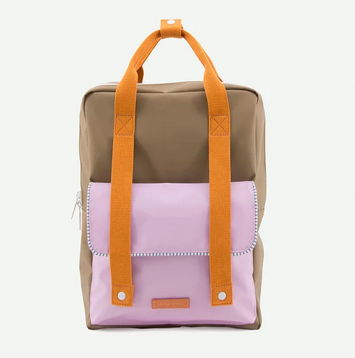 Sticky Lemon Large Envelope Backpack | Madame Olive