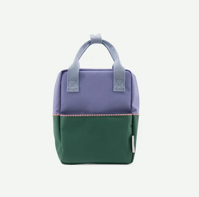 Small Backpack | Moustafa Purple