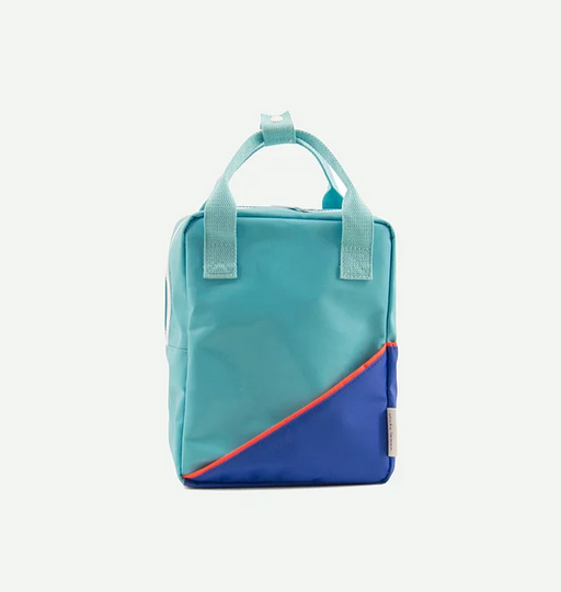 Sticky Lemon Small Backpack | Retro Mint