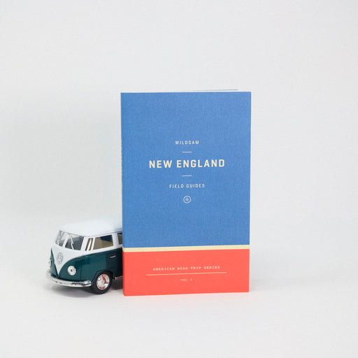 Wildsam Field Guide: New England