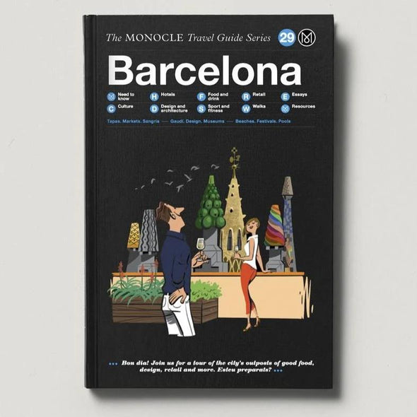 Monocle Guide to Barcelona
