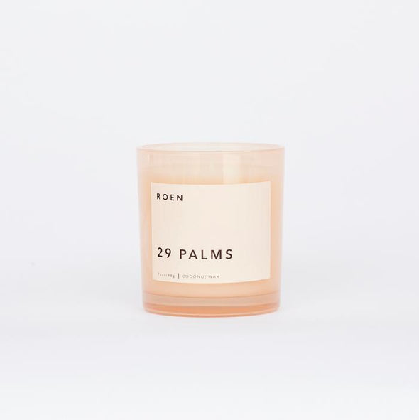 Roen 29 Palms Candle