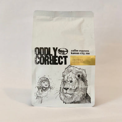 Coffee Bag:  Oddly Correct - Colombia