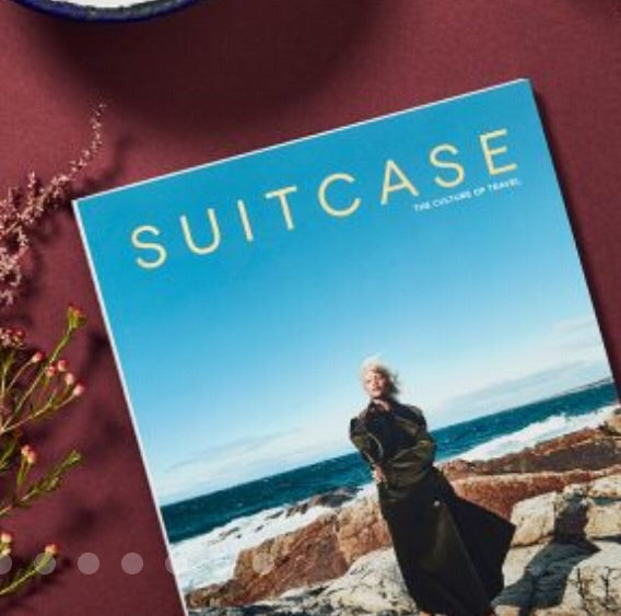 Suitcase Magazine: Islands Issue