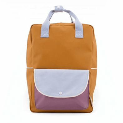 Large Wanderer Backpack | Caramel