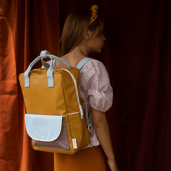 Large Wanderer Backpack | Candy Pink