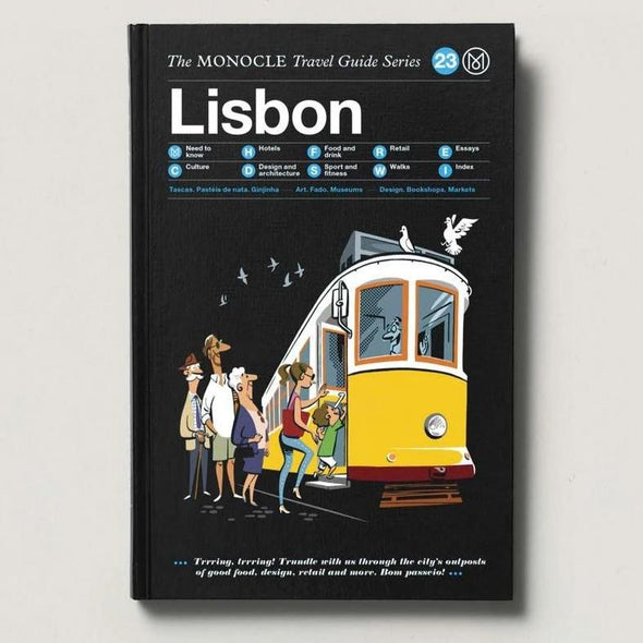 Monocle Guide to Lisbon