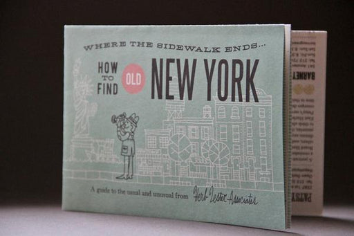 """How to Find Old New York"" City Map"