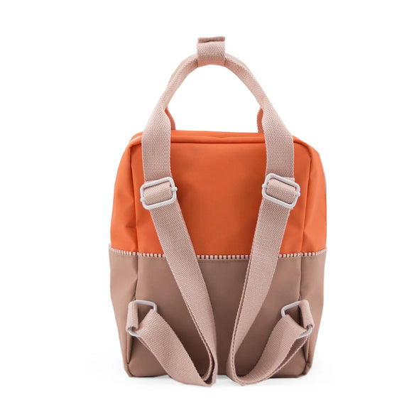 Small Backpack | Royal Orange
