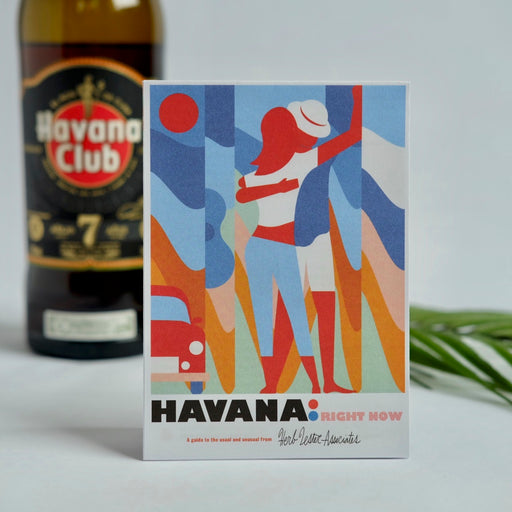 """Havana: Right Now"" City Map"