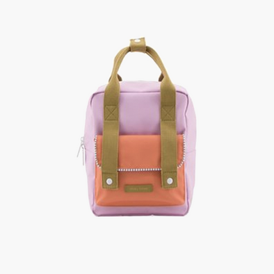 Small Envelope Backpack | Gustave Lilac