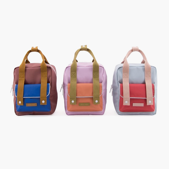 Small Envelope Backpack | Hotel Brick